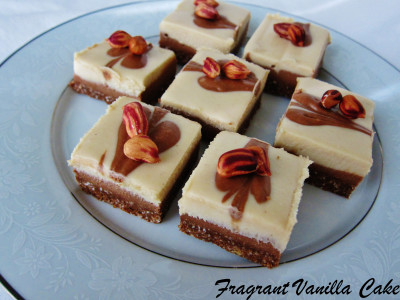 Peanut Butter Dream Bars 1