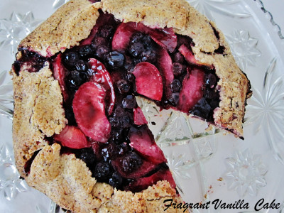 Blueberry Plulot Gallette 3