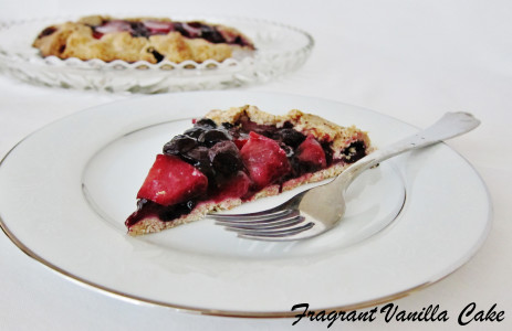 Blueberry Plulot Gallette 4
