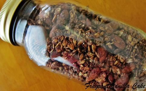 Mocha Almond Granola 4