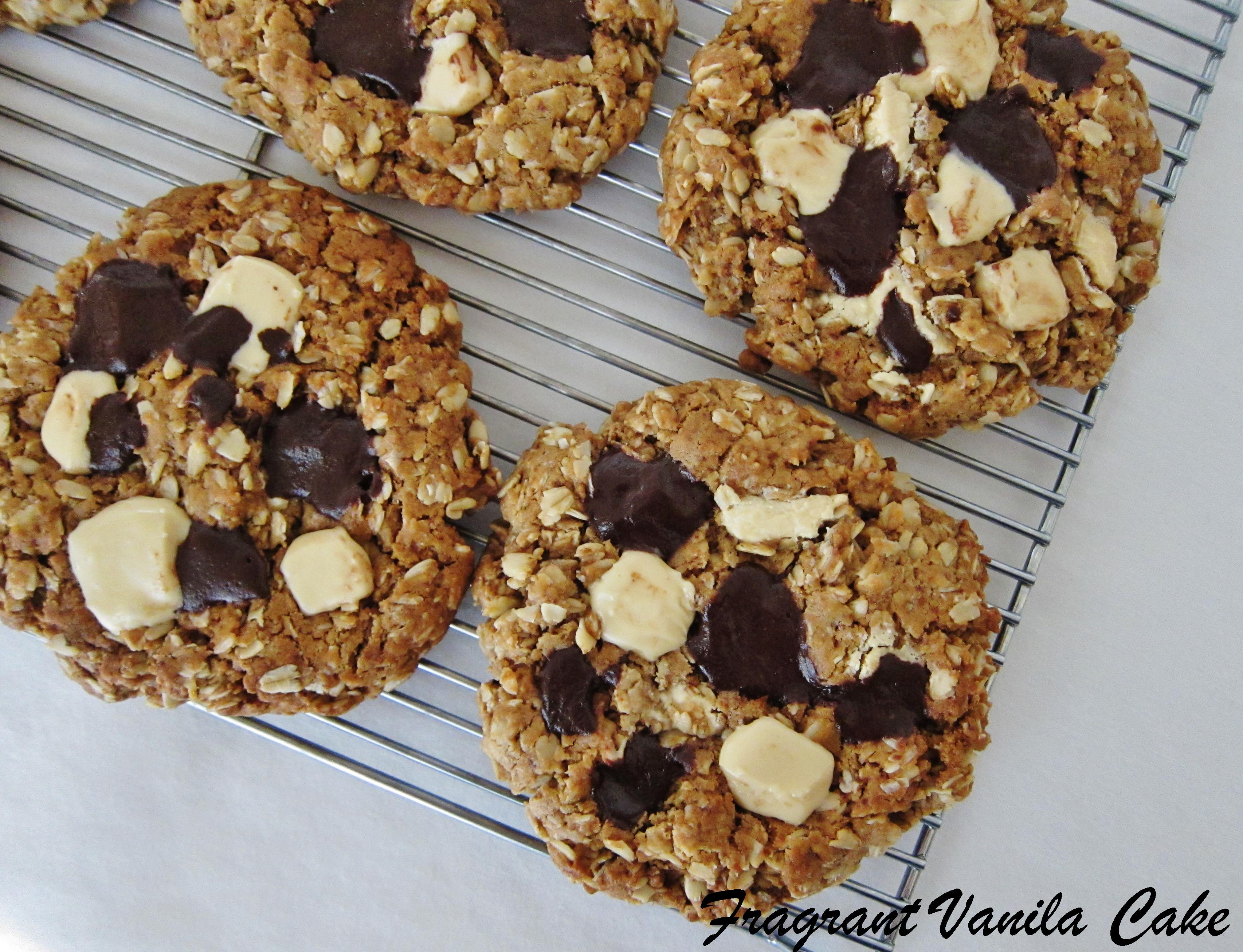 Amy's Vegan Monster Cookies