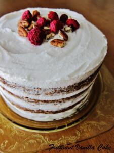 Summer Spice Cake