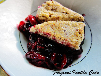 Triple Berry Cobbler 2