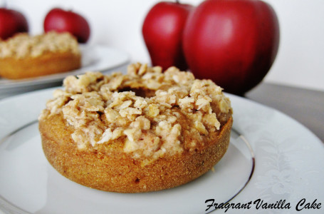 Apple Streusel Doughnuts 3