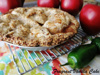 Firecracker Apple Pie 1
