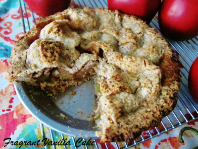 Firecracker Apple Pie 3