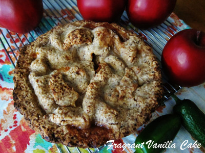 Firecracker Apple Pie