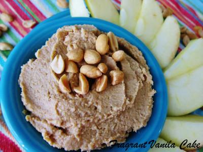 PB Cookie Hummus 1