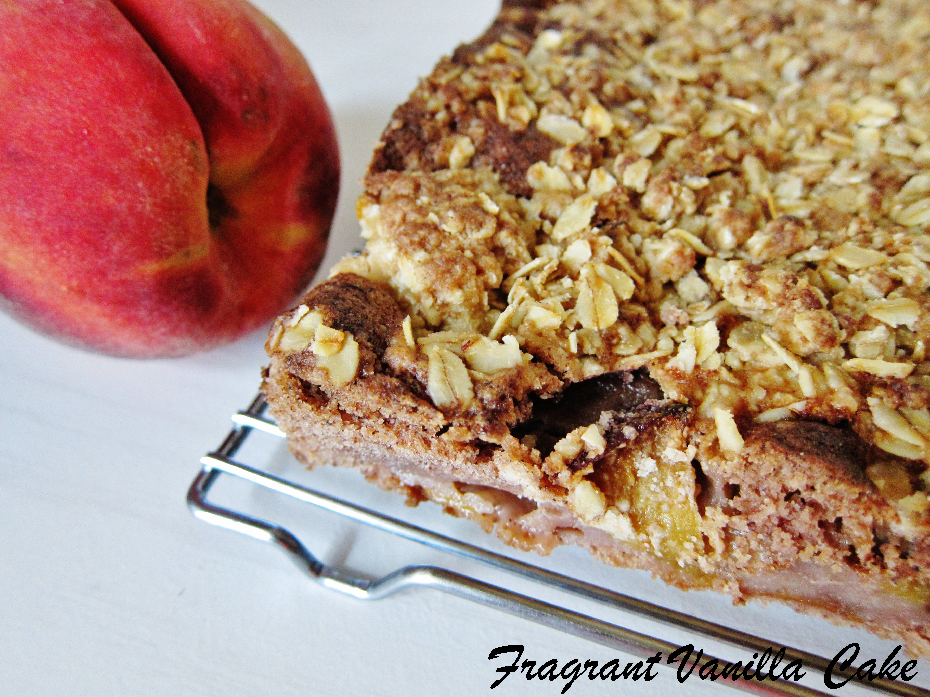 Vegan Peach Buckle