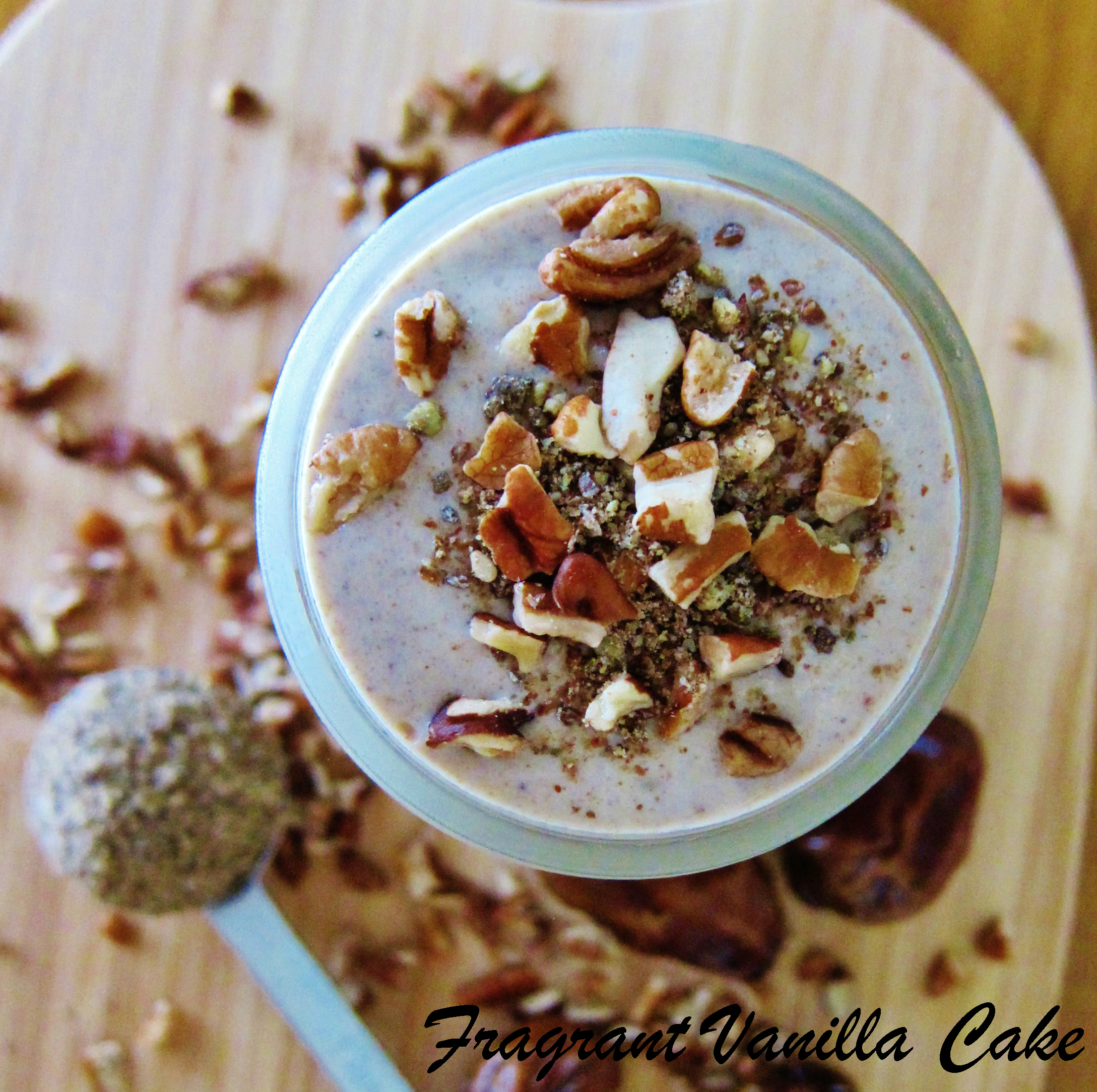 Vegan Pecan Pie Mylkshake and Sprout Living Giveaway!