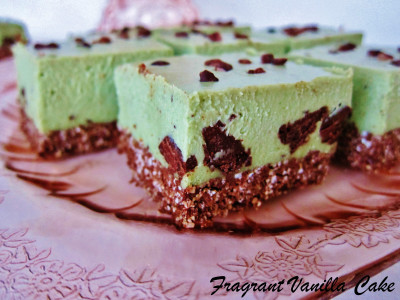 Raw Mint Chip Bars 1