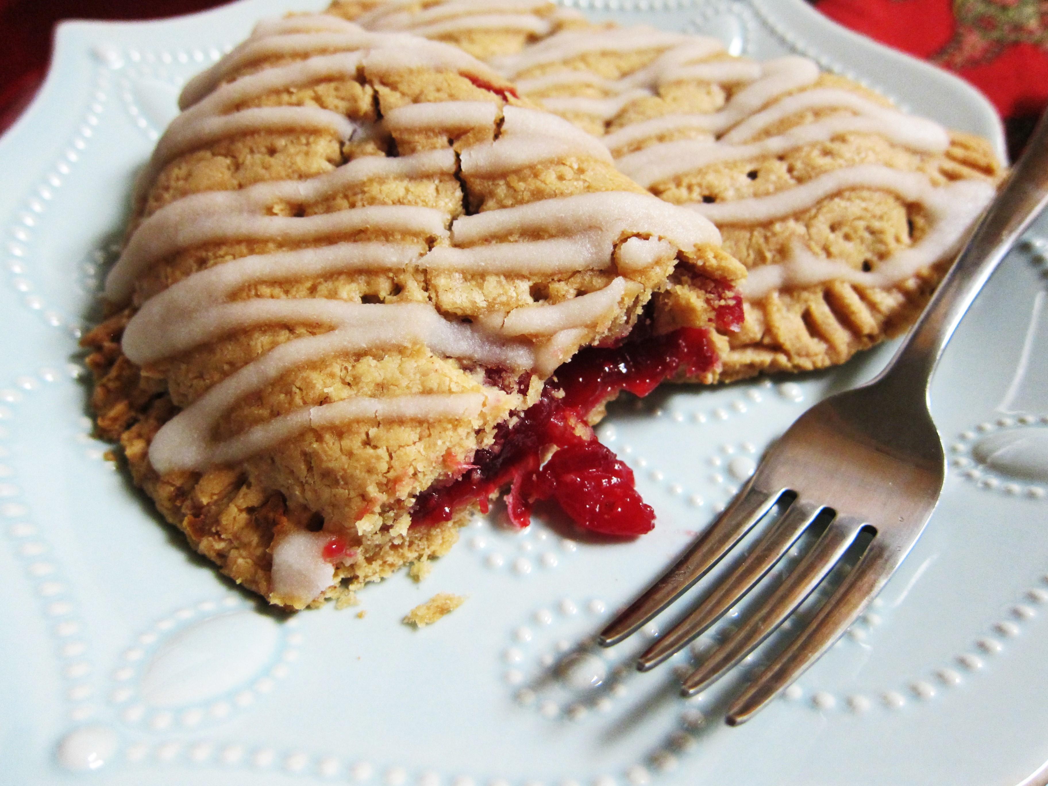 Vegan Cranberry Orange Hand Pies