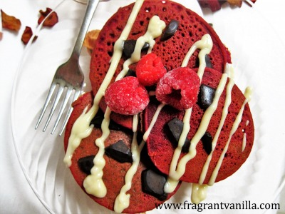 red-velvet-chocolate-chunk-pancakes-1