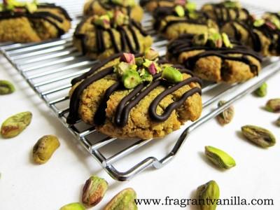 Pistachio Cookies 1