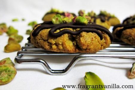 Pistachio Cookies 2