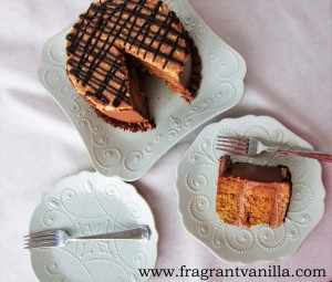 Samoa Cake 3