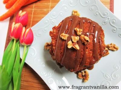 Carrot Cake Pancakes 3