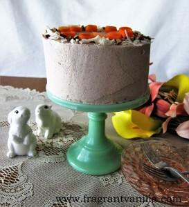 Festive Carrot Cake 4