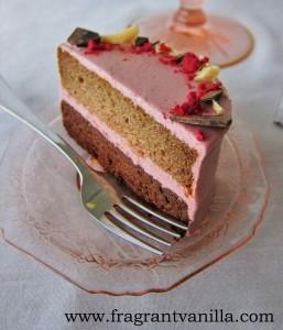 Neopolitan Cake 1