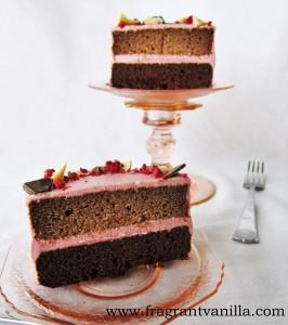 Neopolitan Cake 3