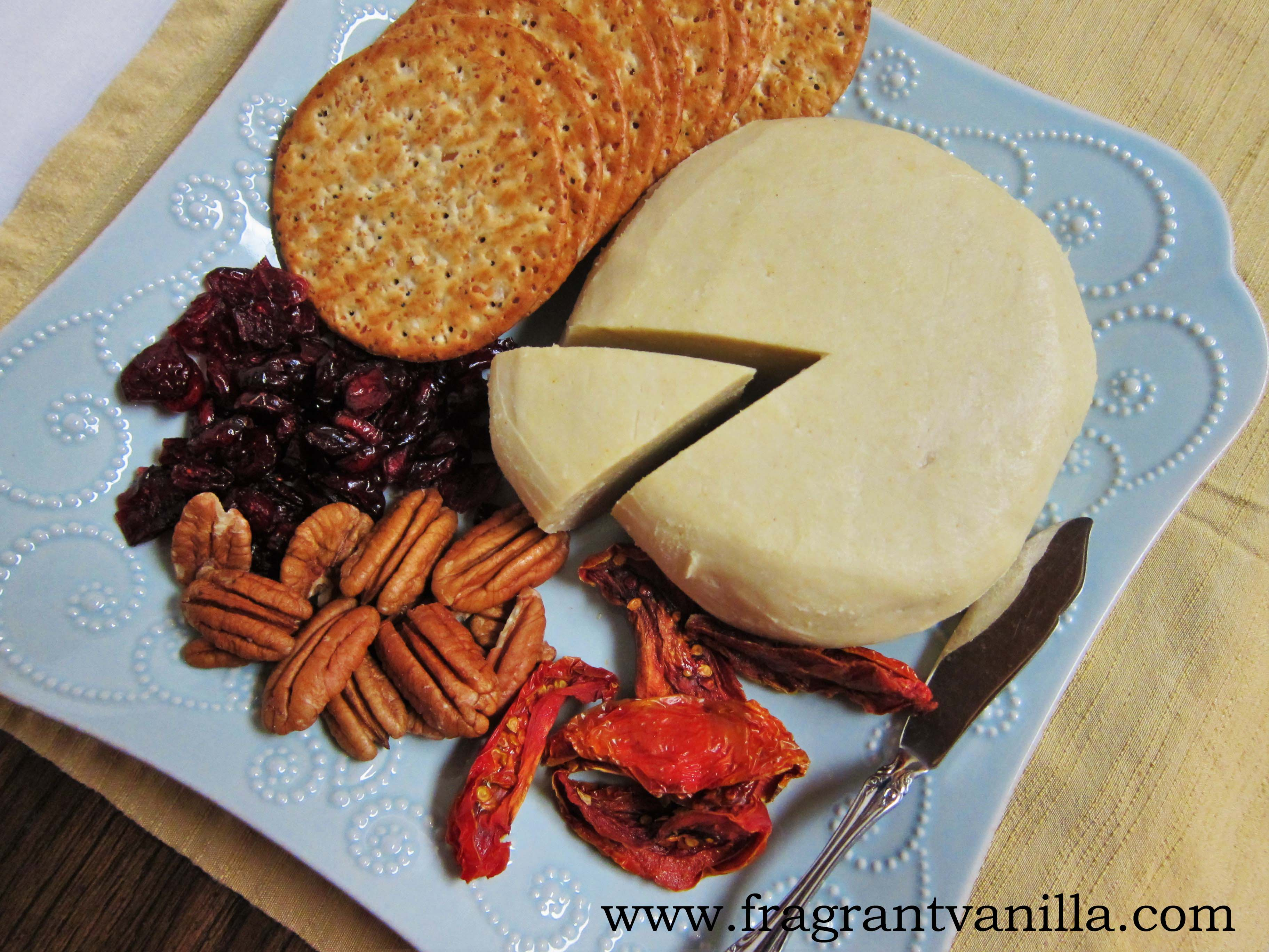Vegan Sharp Cheddar Cheeze