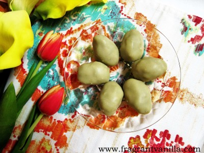 White Chocolate Matcha Hemp Eggs 3