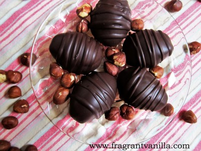 hazelnut chocolate eggs 4
