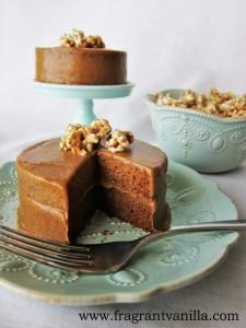 Caramel Cake 1