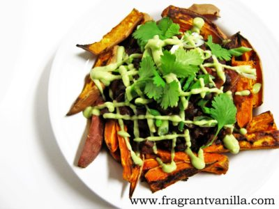 Chili Yam Fries 1