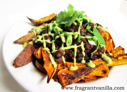 Chili Yam Fries 2