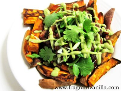 Chili Yam Fries 3