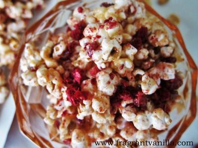 pb & j popcorn