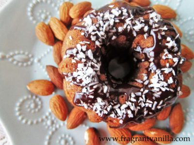 Almond Joy Bundt 3