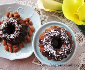 Almond Joy Bundt 4
