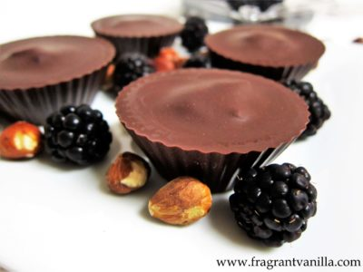 Blackberry Jam and Hazelnut Butter Cups 5