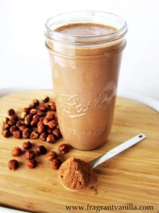 Chocolate Hazelnut Milk 3E