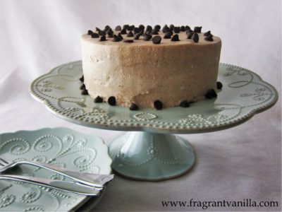 Cookie Dough Brownie Cake 5