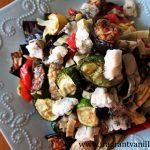 Summer Roasted Vegetable Pasta 3
