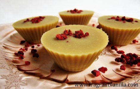 White Chocolate PB Raspberry Cups 4