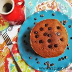 Chocolate Chip Cookie Pancakes 5