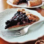 Vegan Blueberry Cream Cheese Galette 3