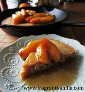 Giant Oven Pancake with Sauteed Pluots