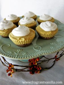 Pumpkin Cheesecakes 2