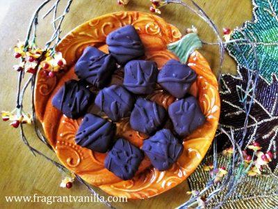 Pumpkin Spice Caramels 3