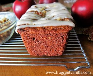 Vegan Apple Maple Walnut Cake 2