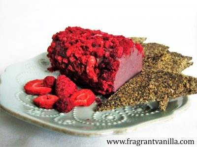Vegan Double Berry Chevre 3