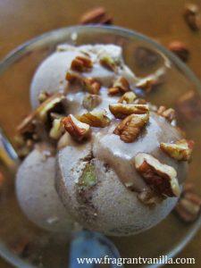 Vegan Pecan Pie Ice Cream 1