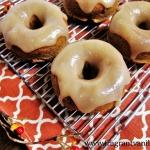 vegan-pumpkin-doughnuts-with-maple-glaze-1