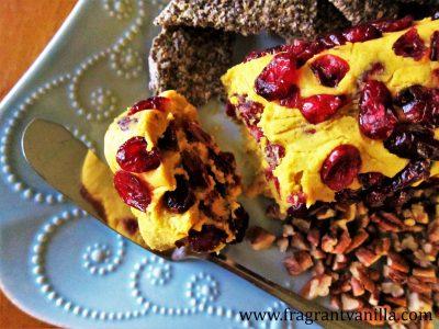 vegan-pumpkin-cranberry-chevre-1