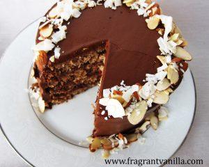Almond Joy Cake 4
